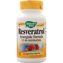 Nature's Way Resveratrol (37.5mg) 60 vcaps