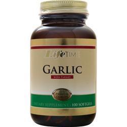Lifetime Garlic with Parsley 100 sgels