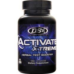 Driven Sports Activate Xtreme - Powerful Anabolic Catalyst 120 caps