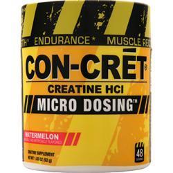 Con-Cret Creatine Micro-Dosing Powder Watermelon 50.4 grams