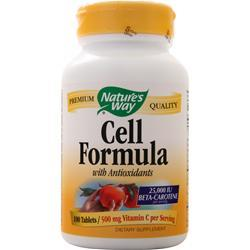 Nature's Way Cell Formula 100 tabs