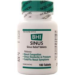 Heel BHI - Sinus 100 tabs