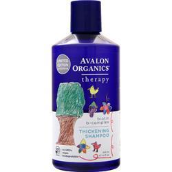 Avalon Organics Thickening Shampoo Biotin B-Complex 14 fl.oz