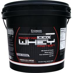 Ultimate Nutrition ProStar Whey Protein (Buy 1 10lb Get 1 5lb Free) Chocolate Creme 15 lbs