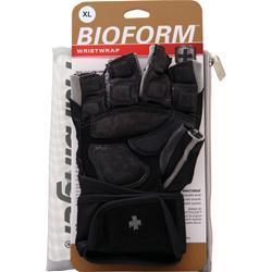 Harbinger Bioform Wristwrap Glove Gray (XL) 2 glove