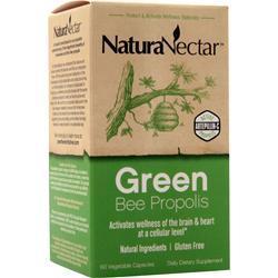 Natura Nectar Green Bee Propolis 60 vcaps
