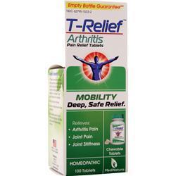 Heel T-Relief (Arthritis) - Formerly Zeel 100 tabs