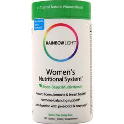 Rainbow Light Women's Nutritional System 180 tabs