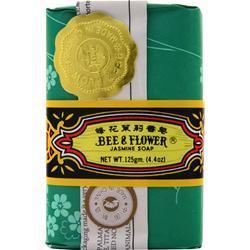 Bee And Flower Jasmine Soap 4.4 oz