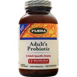 Flora Adult's Probiotic 120 caps
