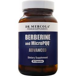 Dr. Mercola Berberine and MicroPqq Advanced 30 caps