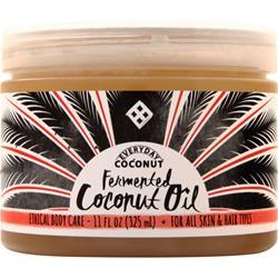 Alaffia Everyday Coconut Fermented Coconut Oil 11 oz