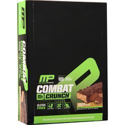 Muscle Pharm Combat Crunch Bar Choc. Peanut Butter Cup 12 bars
