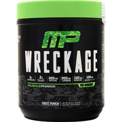 Muscle Pharm Wreckage Fruit Punch 357.5 grams
