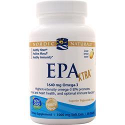 Nordic Naturals EPA Xtra Lemon 60 sgels