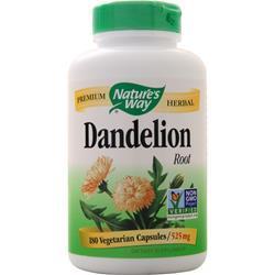 Nature's Way Dandelion Root 180 vcaps