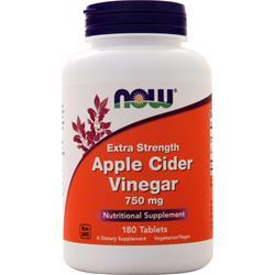 Now Apple Cider Vinegar (750mg) 180 tabs