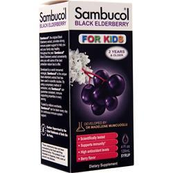 Healthcare Brands Sambucol For Kids Liquid Berry 4 fl.oz