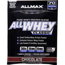 Allmax Nutrition AllWhey Chocolate 43 grams