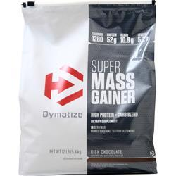 Dymatize Nutrition Super Mass Gainer Rich Chocolate 12 lbs