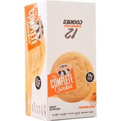 Lenny and Larry's The Complete Cookie Pumpkin Spice 12 pack