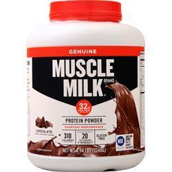 Cytosport Muscle Milk Chocolate 4.94 lbs