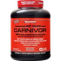 MuscleMeds Carnivor Chocolate 4.5 lbs