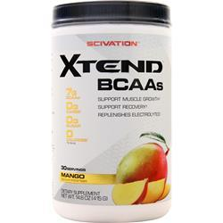 Scivation Xtend BCAAs Mango Nectar 415 grams