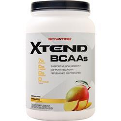 Scivation Xtend BCAAs Mango Nectar 1243 grams