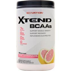 Scivation Xtend BCAAs Pink Lemonade 426 grams
