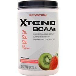 Scivation Xtend BCAAs Strawberry Kiwi 410 grams