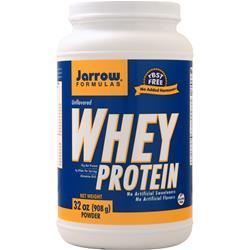 Jarrow 100% Natural Whey Protein Unflavored 2 lbs
