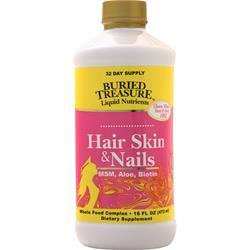 Buried Treasure Hair, Skin and Nails 16 fl.oz