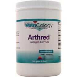 Nutricology Arthred - Collagen Formula 240 grams