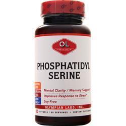 Olympian Labs Phosphatidyl-Serine (100mg) 60 sgels