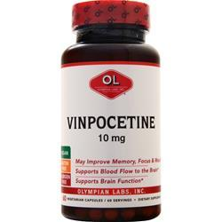Olympian Labs Vinpocetine (10mg) 60 vcaps
