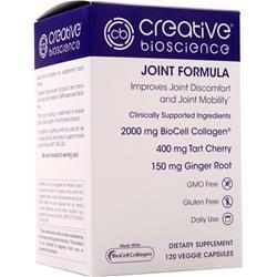 Creative Bioscience Joint Formula 120 vcaps