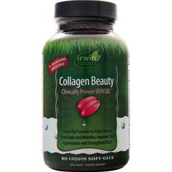 Irwin Naturals Collagen Beauty 80 sgels