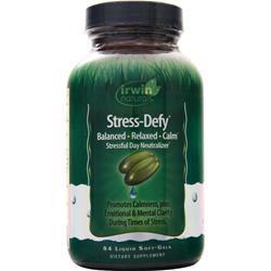 Irwin Naturals Stress-Defy Balanced & Relaxed 84 sgels