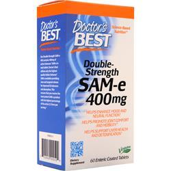 Doctor's Best Double Strength SAMe 400 60 tabs