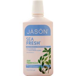 Jason Sea Fresh All Natural Mouthwash 16 fl.oz