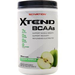 Scivation Xtend BCAAs Green Apple Explosion 398 grams