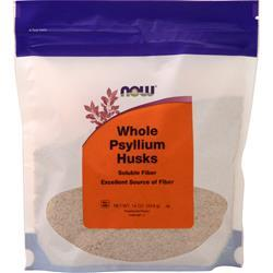 Now Whole Psyllium Husks 16 oz