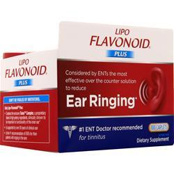 Clairon Lipo-Flavonoid Plus (Ear Health Formula) 100 cplts