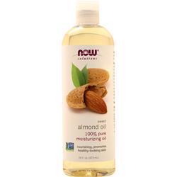 Now Sweet Almond Oil 16 fl.oz