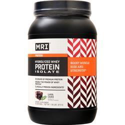 MRI Hydrolyzed Whey Protein Isolate (Buy One Get One Free) Lava Cake 3.86 lbs