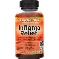 Crystal Star Inflama Relief 60 vcaps