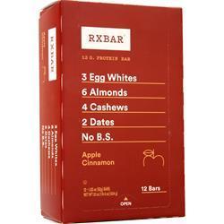 Rx Bar Rx Bar Apple Cinnamon 12 bars