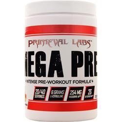 Primeval Labs Mega Pre Pineapple Mango 296 grams
