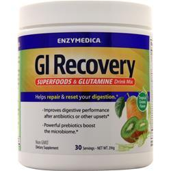 Enzymedica GI Recovery Tropical Greens 210 grams